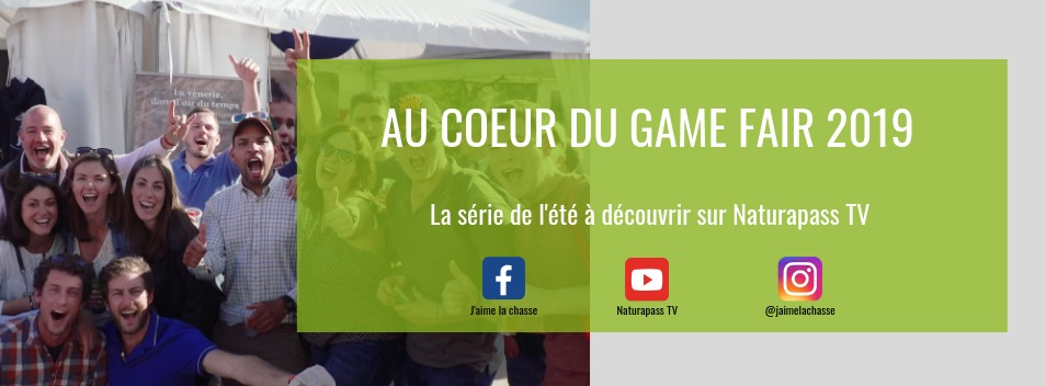 AU COEUR DU GAME FAIR 2019